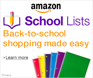 School Lists - Shopping Made Easy