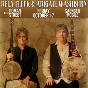 Bela Fleck - Mobile, AL