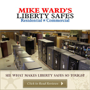 Mike Wards Liberty Safes