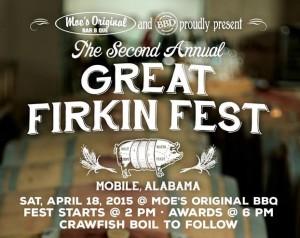 Firkin Fest Mobile, AL