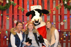 chickfila santa cow 2015