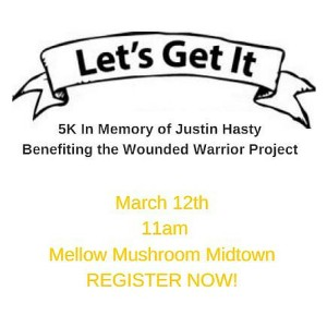 Let Get It 5K March 12th