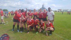 Battleship Womens Rugby