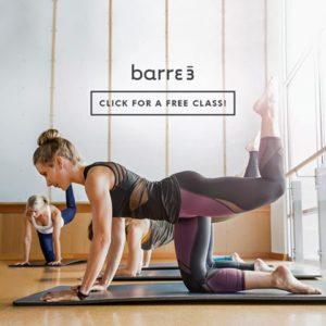 Barre3_Free Classes