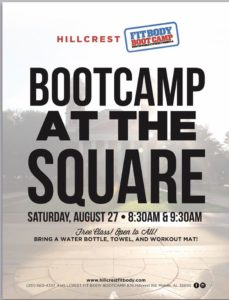 Hillcrest Fit Body Boot Camp