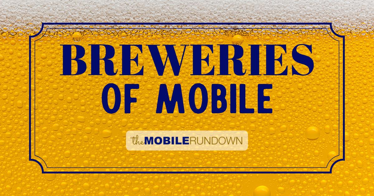 Breweries in Mobile AL