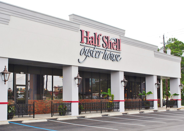 half shell oyster house seafood restaurant in mobile alabma