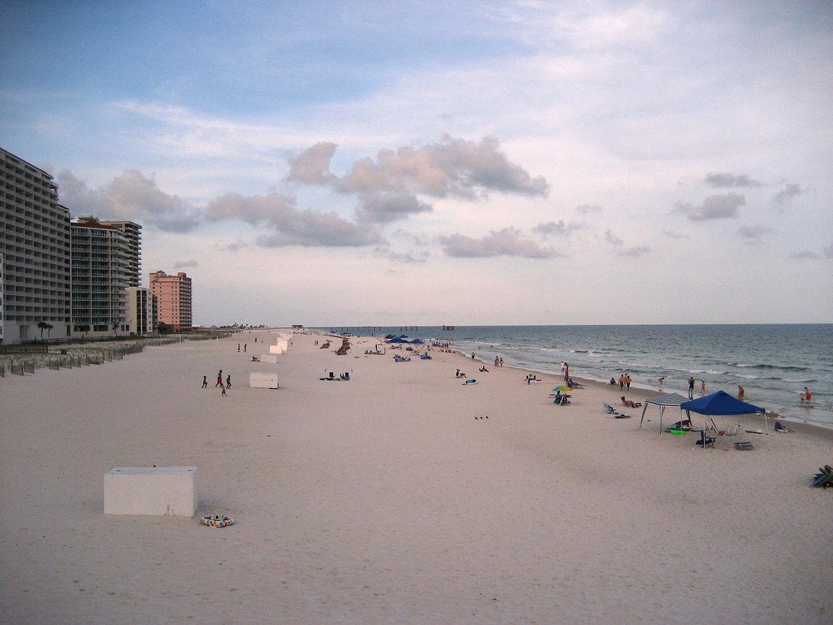 Beachfront Hotels In Mobile Alabama