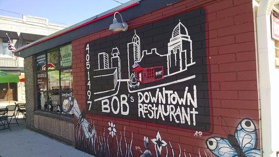 Bob's Downtown Restaurant, Top restaurants in Mobile Alabama