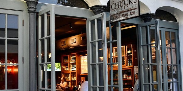 Chuck's Fish Mobile, Top restaurants in Mobile Alabama