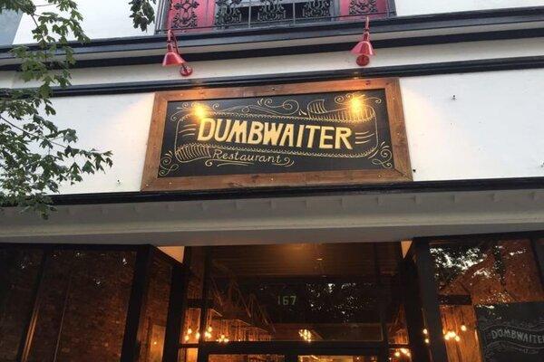 Dumbwaiter, Top restaurants in Mobile Alabama