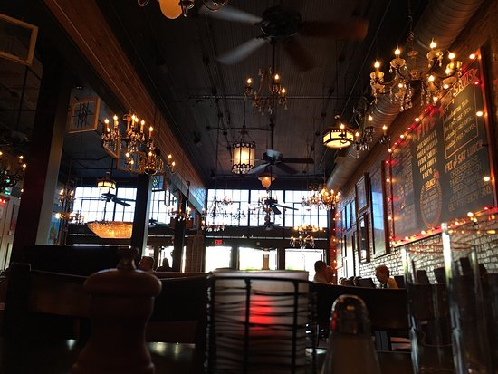 FIVE, Top restaurants in Mobile Alabama