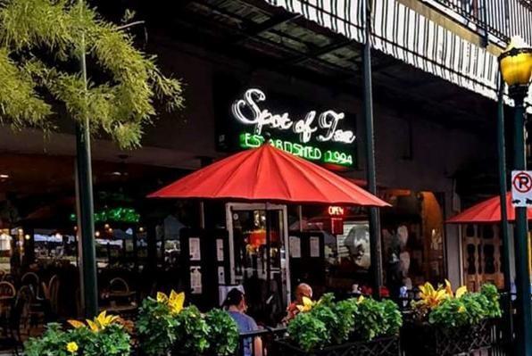 Spot of Tea, Top restaurants in Mobile Alabama