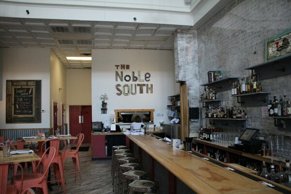 The Noble South, Top restaurants in Mobile Alabama