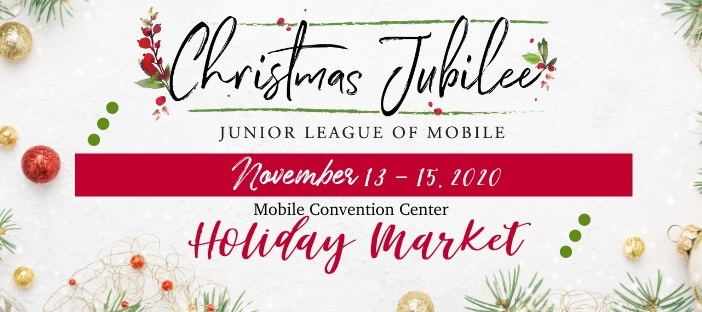 Christmas Jubilee 2020 Mobile Events for November 13, 2020 – The Mobile Rundown – Things to do
