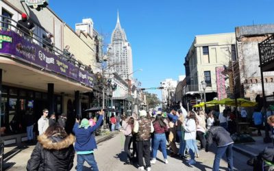 IN THIS WEEK'S RUNDOWN – Snowball Fights and Fat Tuesday Mardi Gras