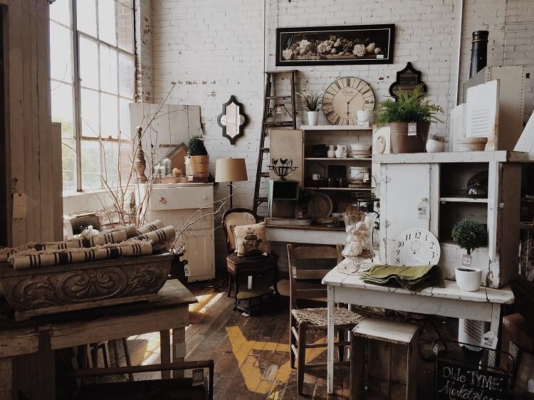 best antique stores in mobile AL