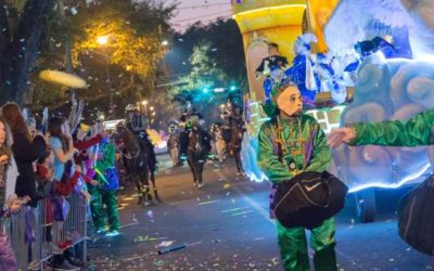 IN THIS WEEK'S RUNDOWN – May Mardi Gras, Community Shred Day, Stories of Inspiration