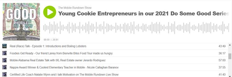 mobile rundown podcast