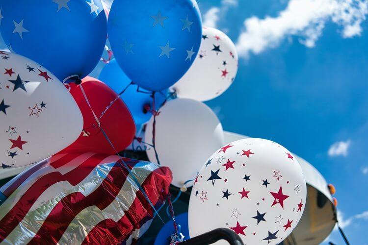 July 4th Celebration in Mobile Alabama