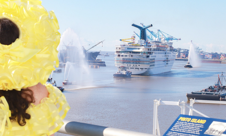 IN THIS WEEK'S RUNDOWN: Can it Y'all & Carnival Cruise