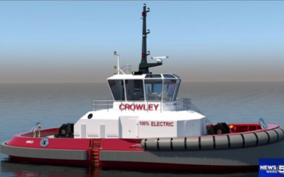 IN THIS WEEK'S RUNDOWN: Electric Tugboat and Tour de FOOD TRUCKS
