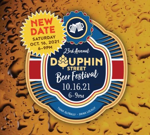 Dauphin Street Beer Festival 2021
