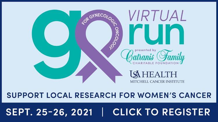 Go Run 2021 - Virtual - Mobile Alabama