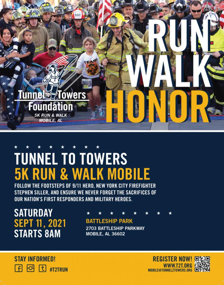 tunnels to tower run mobile alabama 2021