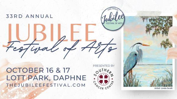 2021 Jubilee Festival of Art - Fairhope Alabama